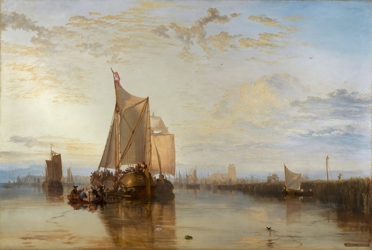 'Beyond the Physical: Time in Turner's Art'